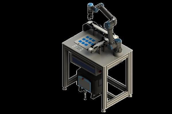 Roboter Schule - die Roboter Lernstationen von Universal Robots für Schulen und Ausbildungsbetriebe. Robotik spannend und praxisnah vermittlen.