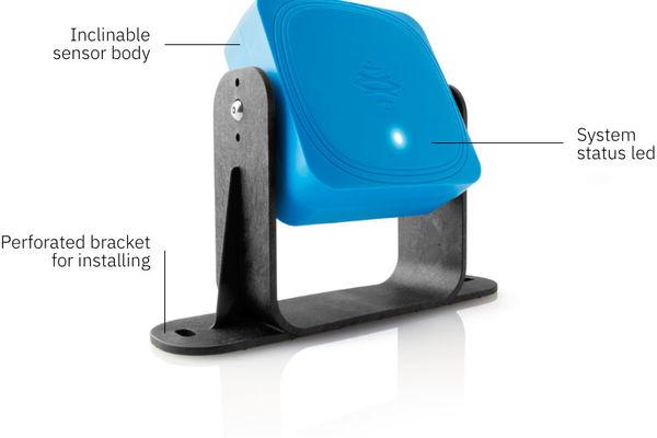 Inxpect 3D Safety Radar Scanner ist die weltweit erste Arbeitsraumüberwachung, die mittels Radartechnologie arbeitet. Robust, sicher, preiswert.
