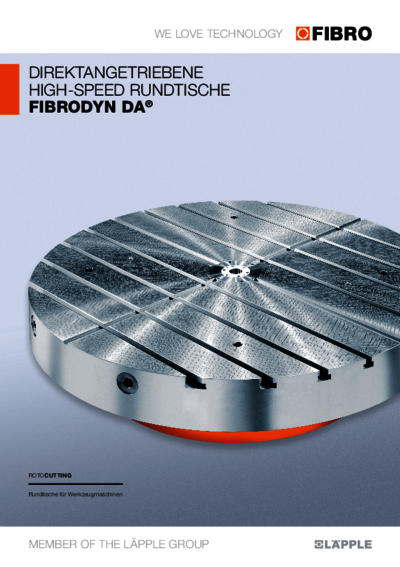 FIBRODYN DA Katalog