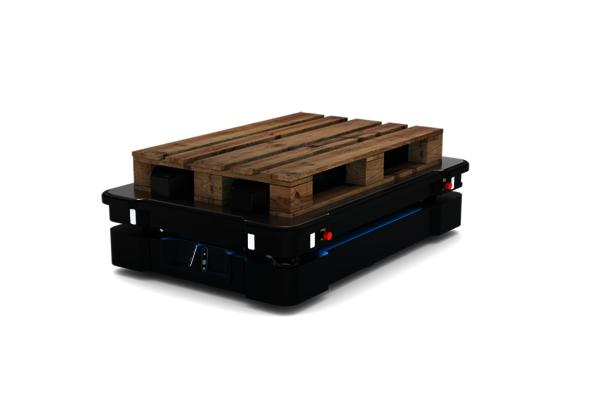 Fahrerlose Transportsysteme für die Intralogistik: AMR, autonome Gabelstapler, elektrische Förderbänder. Jetzt einfach und kostengünstig automatisieren.