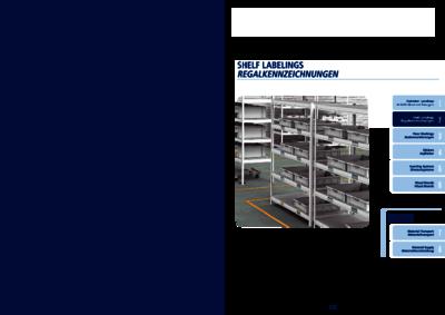 KATALOG Lean 4.0 - Regalkennzeichnung Sortiment