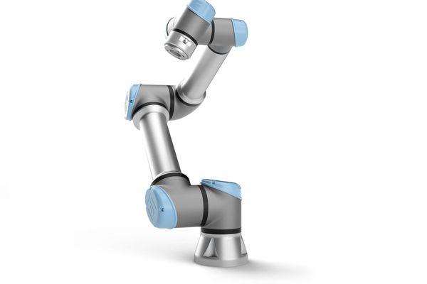 Als kollaborativer Roboter ist der UR5 von Universal Robots der optimale Allrounder für Automatisierungsaufgaben, bei denen Mensch und Roboter kooperieren.