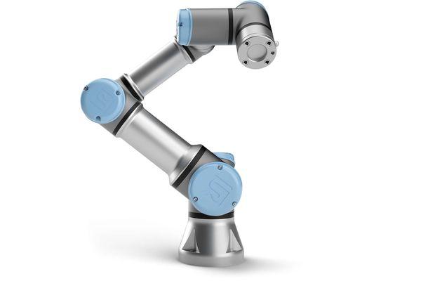 Der Universal Robots UR3 ist der ideale Cobot, wenn Sie wenig Platz haben, aber trotzdem die Vorteile der Automation für Ihre Produktion nutzen wollen.