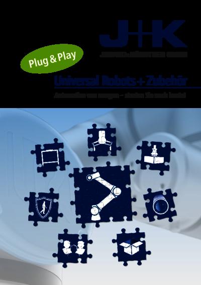 Universal Robots + Zubehör