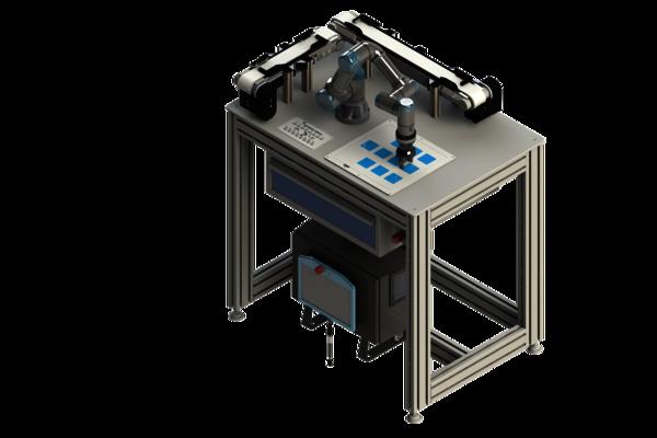 Wir unterstützen Schulen und Ausbildungsbetriebe, Schulungsroboter von Universal Robots einfach in Betrieb zu nehmen. Informieren Sie sich hier.