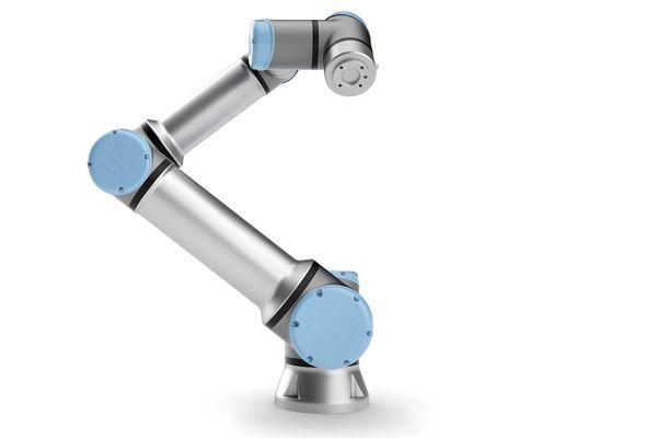 Mit dem Universal Robots UR16e Cobot können Sie die Automation Ihrer Produktion kostengünstig, einfach und flexibel umsetzen. Starten Sie noch heute!