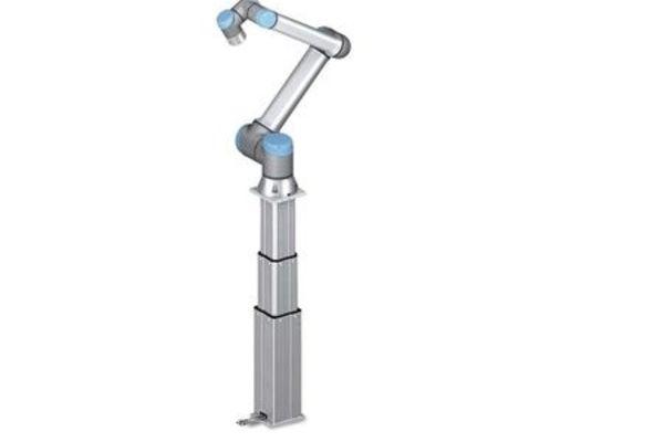 Mit der Hubsäule von Ewellix erweitern Sie den Arbeitsbereich Ihres Universal Robots Cobot. Größere Reichweite bedeutet auch mehr Möglichkeiten.