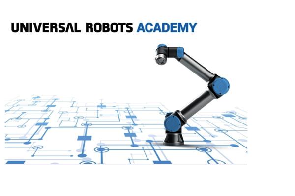 Roboter Schulungen - erlernen Sie einfach die Programmierung von Cobots. Wir verfügen über drei hochmoderne Schulungszentren in München, Nürnberg und Gera.