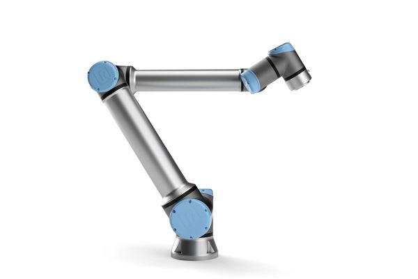 Mit dem Universal Robots UR10 Cobot können Sie die Automation Ihrer Produktion kostengünstig, einfach und flexibel umsetzen. Starten Sie noch heute!