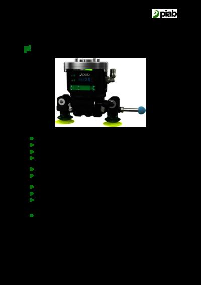 Datenblatt piCobot