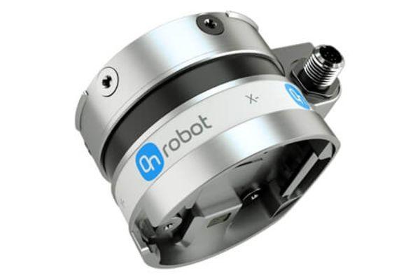 """Kraftsensor OnRobot Hex - Anwendungen mit """"Fingerspitzengefühl"""" automatisieren, perfekt für UR3/UR5/UR10. Starten Sie jetzt mit Optoforce und Universal Robots!"""