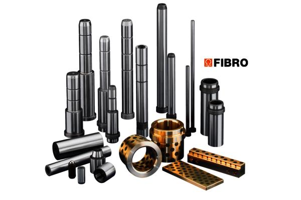 JUGARD+KÜNSTNER ist seit Jahrzehnten zuverlässiger Händler für FIBRO Normalien und Bohrbuchsen. Wir bieten Säulenführungsgestelle, Federn, Schieber etc.