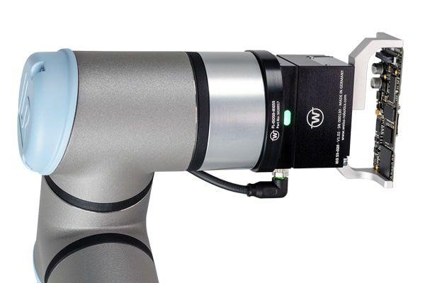 GripKit E - Elektrische Greifer für Universal Robots - Smarte Technik Made in Germany - Erledigt für sie zuverlässig Greiferanwendungen jeglicher Art
