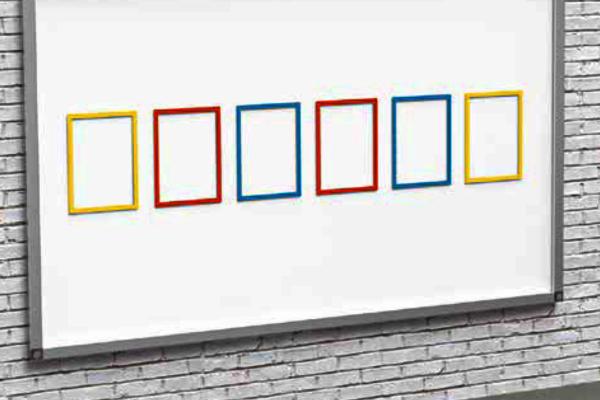 Hochwertige, emaillierte Visual Boards zur Darstellung von Informationen für Mitarbeiter/innen in vielen Ausführungen sofort lieferbar. Auch magnetisch.