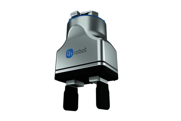 OnRobot Parallelgreifer bei beengtem Platzangebot und für besonders anspruchsvolle Werkstücke. Kostengünstig und schnell einsetzbar. Näheres hier.