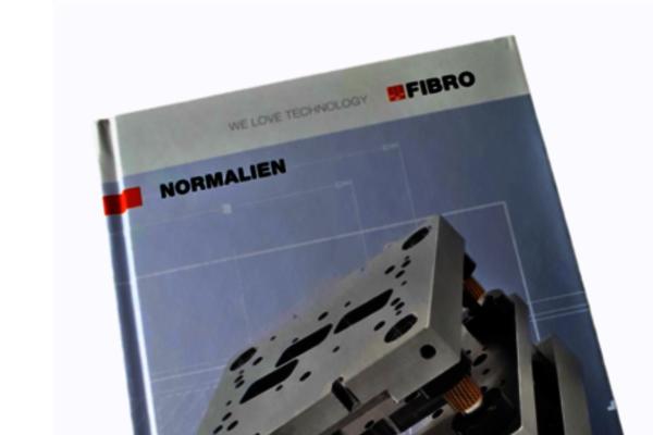Hier erhalten Sie den aktuellen Katalog für FIBRO Normalien.