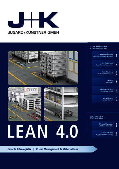 KATALOG Lean 4.0 - Gesamtsortiment