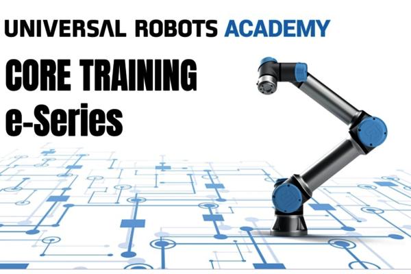 So programmieren Sie Ihren UR Cobot im Nu! Nach unserem Universal Robots Core Training können Sie den Cobot sicher und selbständig bedienen und programmieren.
