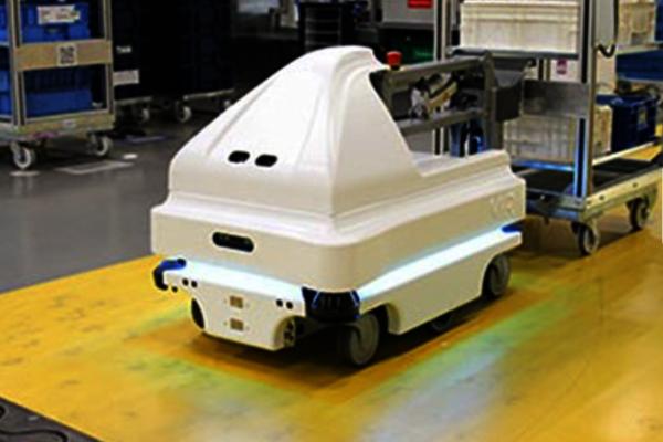 NIDEC GPM Group nutzt mobile Roboter von Mobile Industrial Robots, um den Materialfluss zu optimieren und Kapazitäten zu sparen. Hier gibt es nähere Infos.