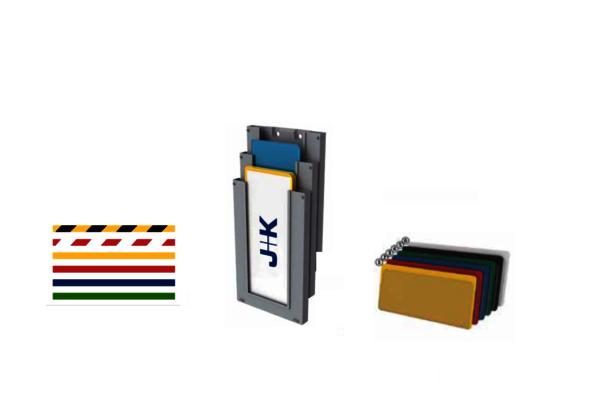 Visual Management - Sichttaschen, Warnaufkleber, Einstecktaschen - alle Produkte zur Verbesserung der Arbeitsabläufe. ✓Riesiges Sortiment ✓Sofort lieferbar.