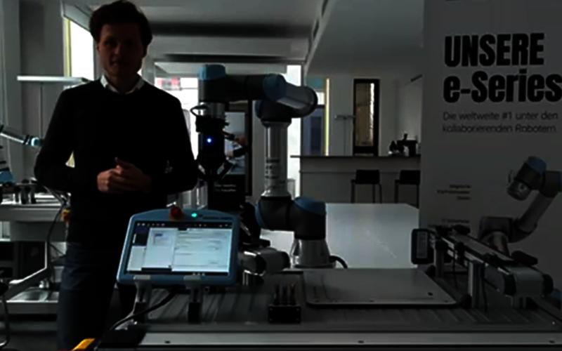 Besucherrekord bei Robotertagen