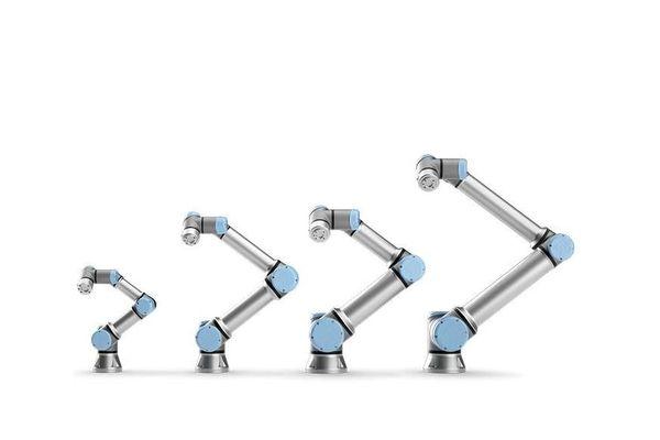 Wir sind offizieller Distributor für UNIVERSAL ROBOTS Cobots in Bayern, Sachsen und Thüringen und Experten für Automation mit Beratung, Schulung, etc..