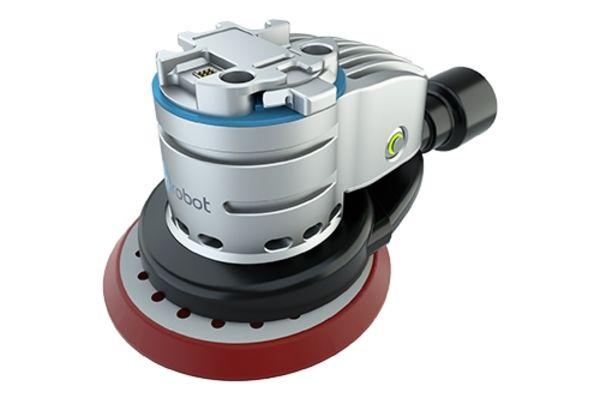 Elektrische Exzenterschleiferlösung von OnRobot für nahezu jede automatisierte Oberflächen-Endbearbeitung. Schwabbeln, Polieren und Reinigen.
