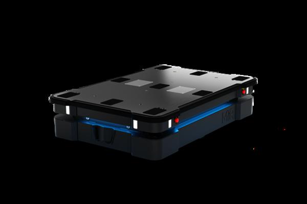 Das FTS MiR600 von Mobile Industrial Robots erledigt autonom Transportaufgaben bis 600 kg. Die Automatisierung der Intralogistik war noch nie so einfach.