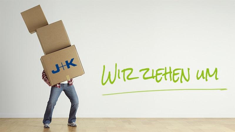 J+K München Umzug 2019