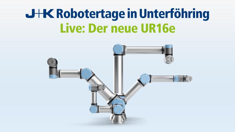Robotertage Unterföhring 2019