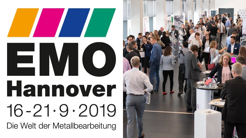 Messe EMO Hannover 2019