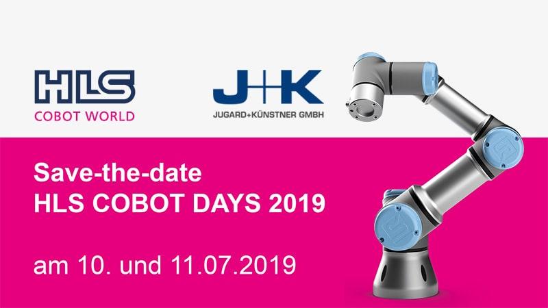 HLS Cobot Days 2019 in Augsburg