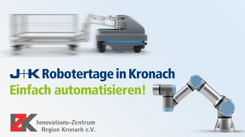 Robotertage Kronach 2019