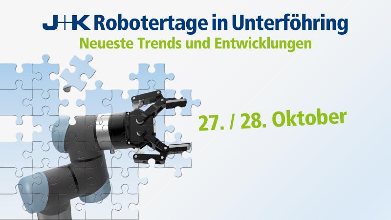 Robotertage in Unterföhring 2020