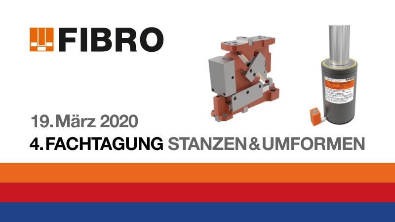"""Fachtagung """"Stanzen und Umformen"""" Chemnitz 2020"""