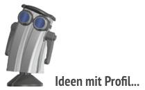 Profiler - Ideen mit Profil...