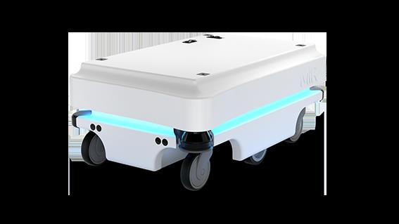 MiR100 Mobile Industrial Robots JUGARD+KÜNSTNER schmale Seite
