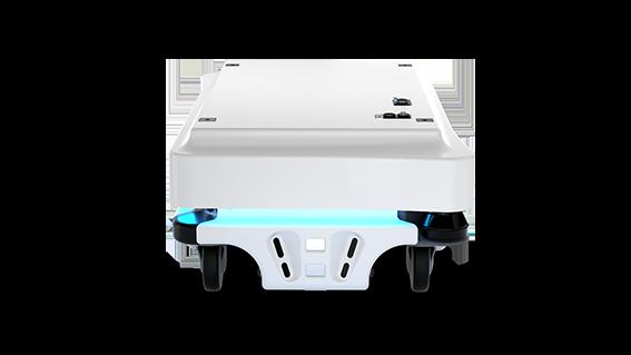 MiR100 Mobile Industrial Robots JUGARD+KÜNSTNER Andockvorrichtung