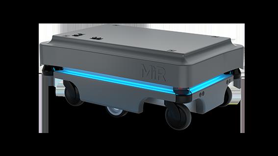 MiR200 Mobile Industrial Robots Jugard+KÜNSTNER 1