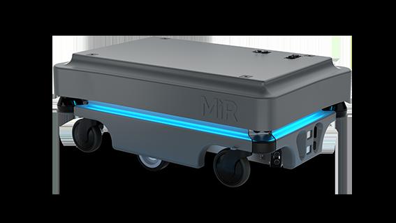 MiR200 Mobile Industrial Robots Jugard+KÜNSTNER 3