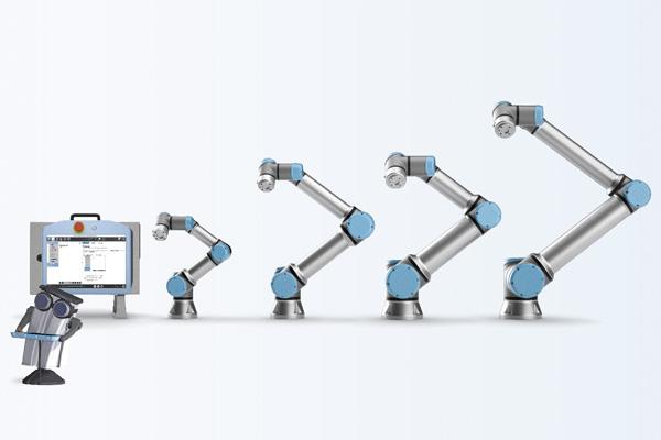 Universal Robots e-Series 2019