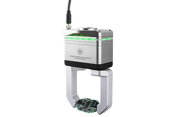 UR Greifer Weiss Robotics Gripkit CR