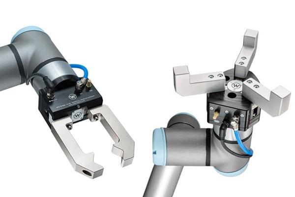 UR-Greifer Weiss Robotics Gripkit P