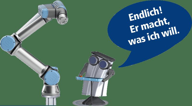 Universal Robots Schulung